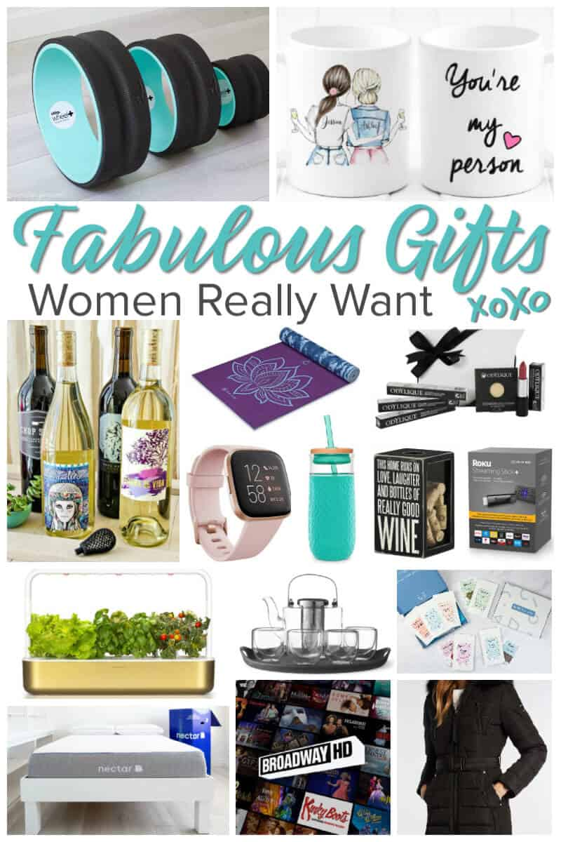 Fabulous Gifts Women Really Want - Gift Ideas for Her