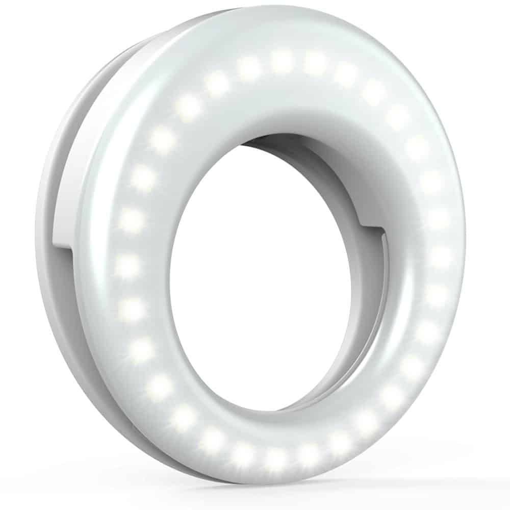 Gift Idea for Teens - Selfie Ring Light