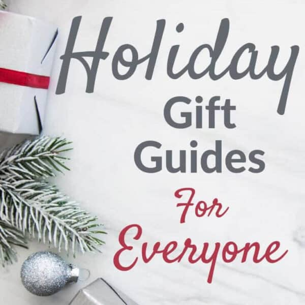Holiday Gift Guides and Christmas Giveaways