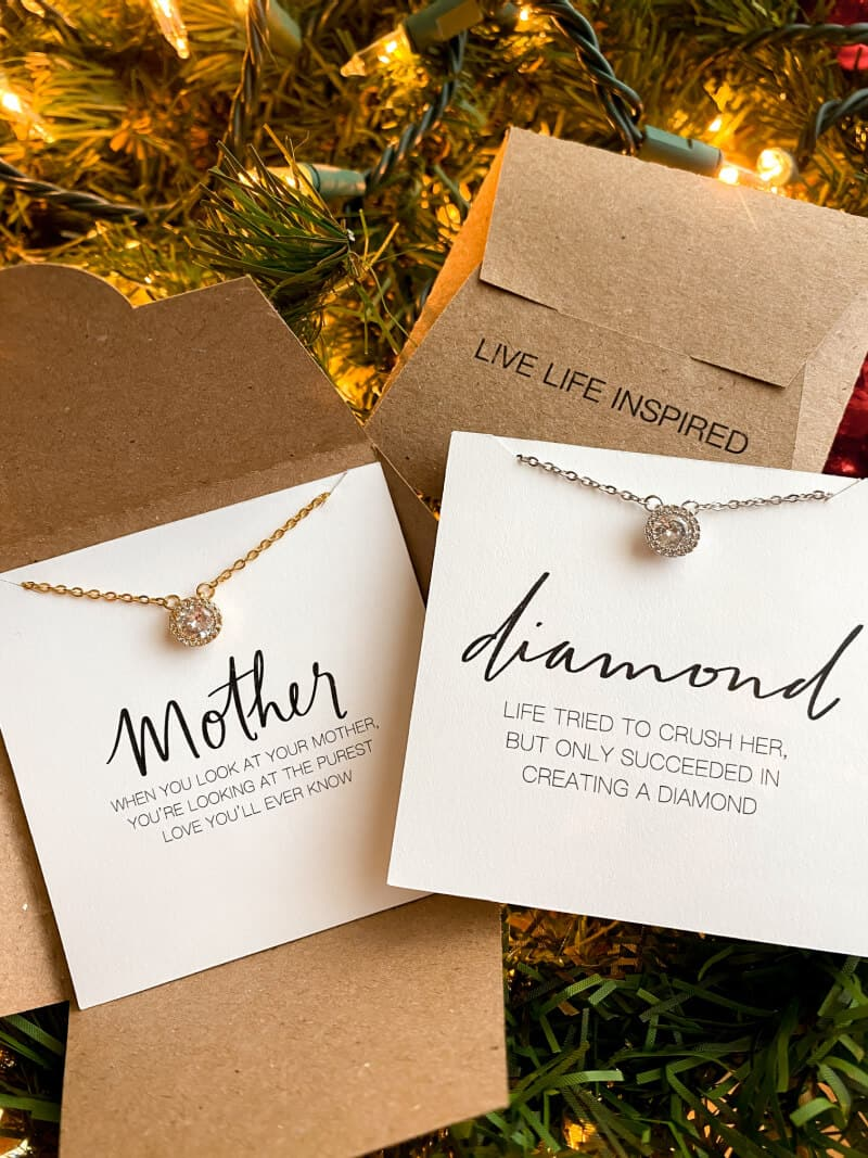 Inspiring Necklace - Gift Ideas for Women