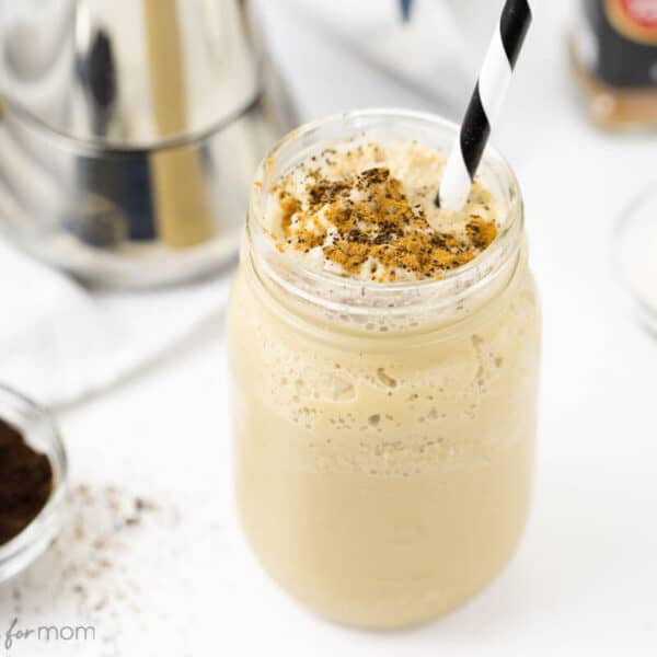 Coffee Smoothie – Deliciously Creamy with a shot of Protein and Healthy Fats