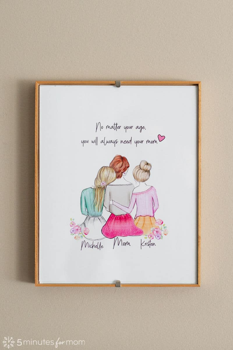 Meaningful Gifts for Mother and Daughters