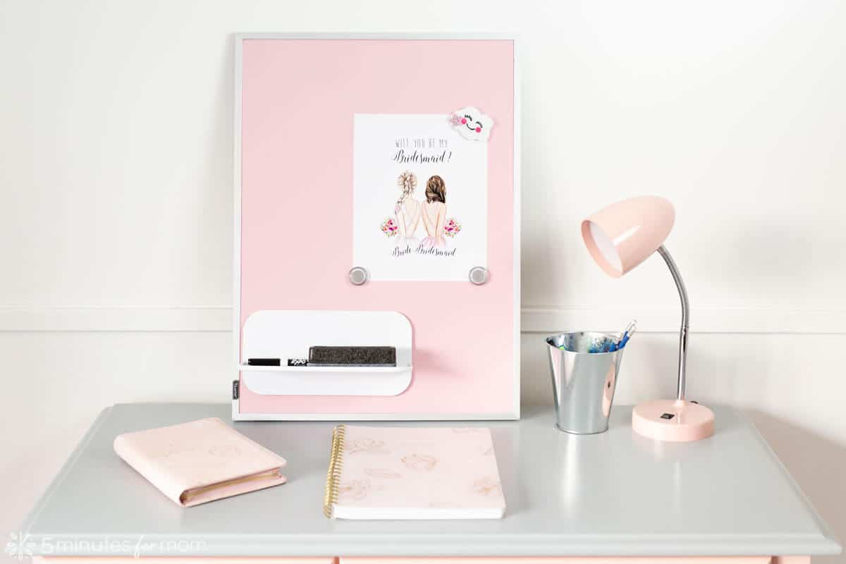 Personalize Wall Art - Gifts to Give Bridesmaid