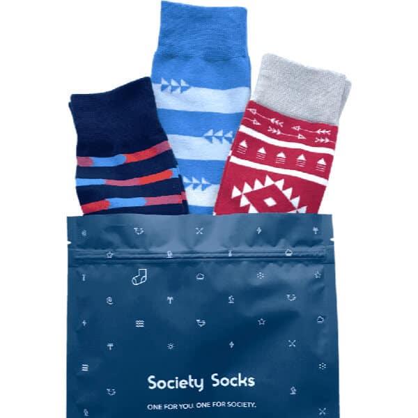 Society Socks - Gift Idea for Men