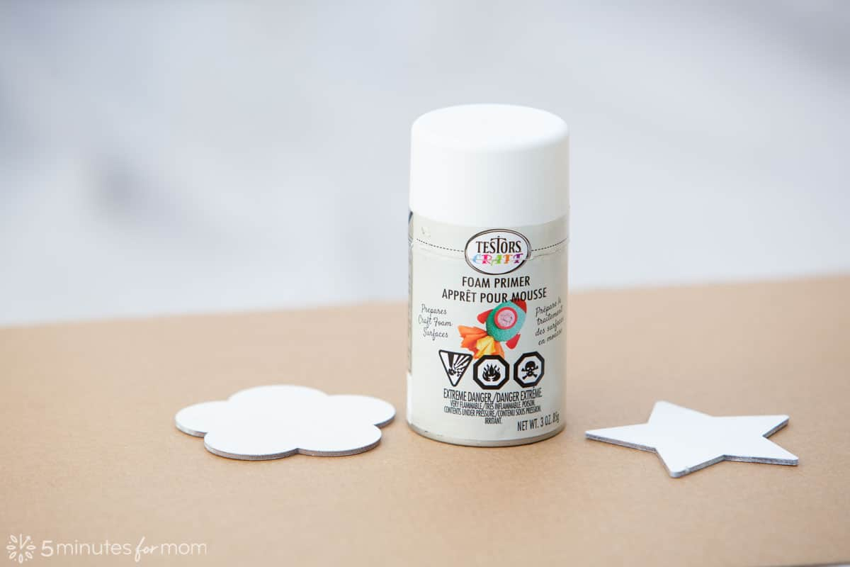 Testors Crafts Foam Primer