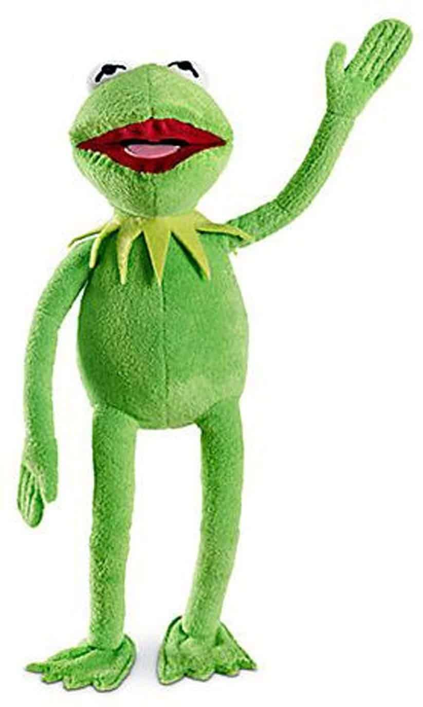kermit the frog plush - gift ideas for kids