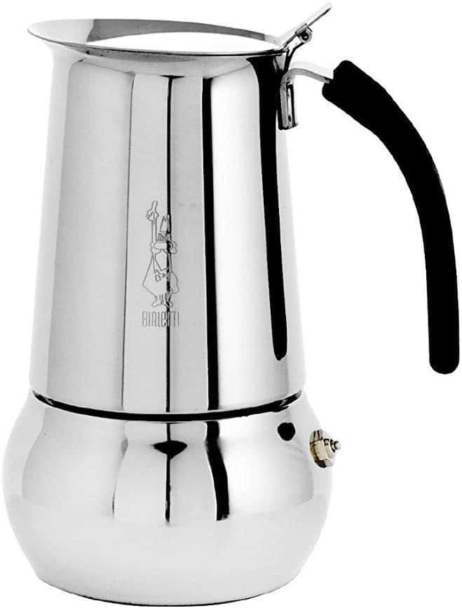 Bialetti Kitty Espresso Coffee Maker Stainless Steel