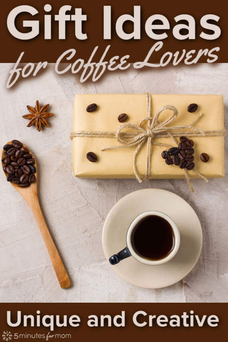 Gifts For Coffee Lovers 5 Minutes For Mom