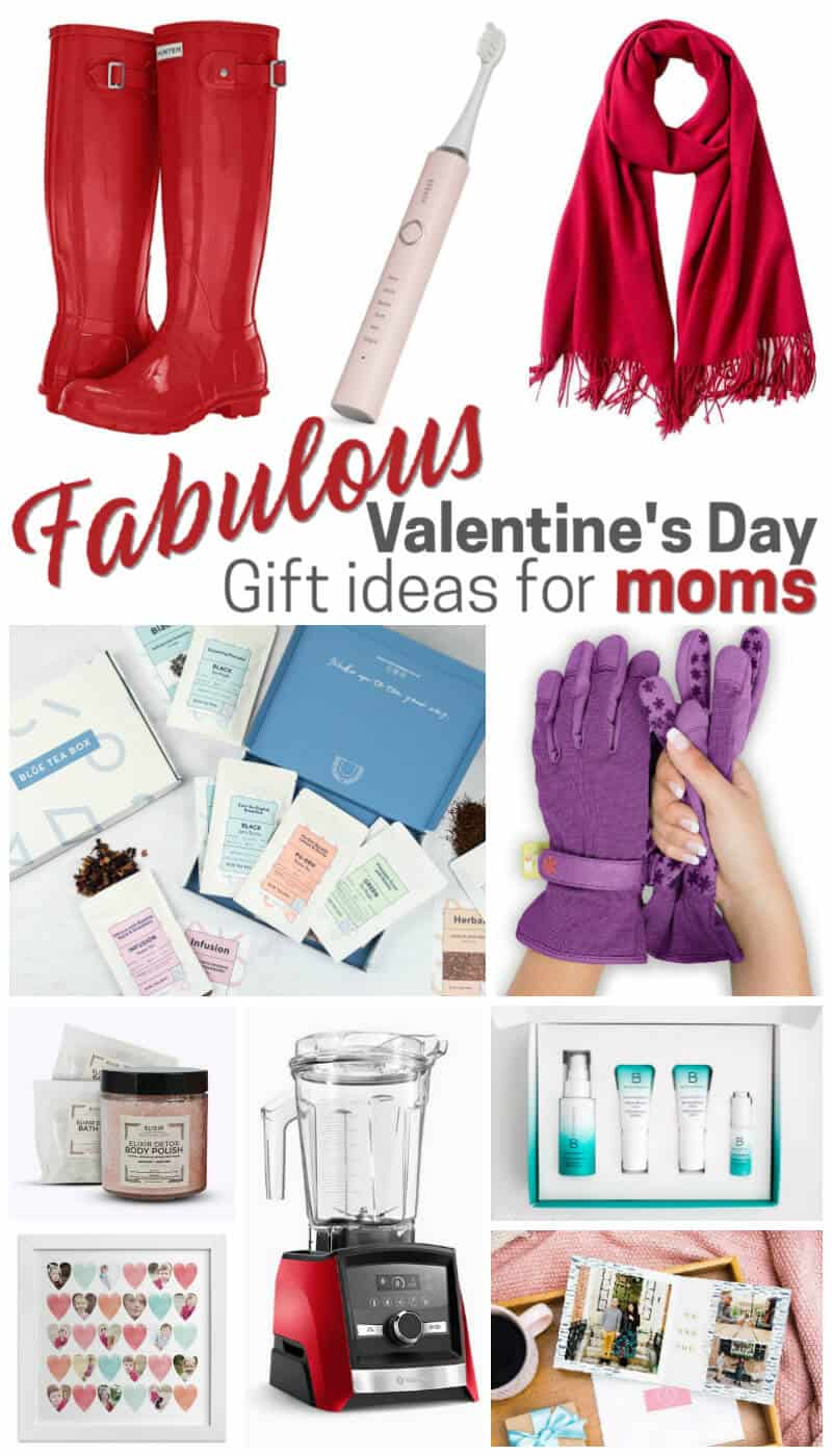 Fabulous Valentines Day Gifts for Mom