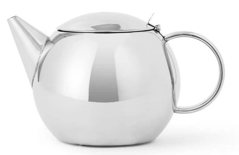 Gift Idea - Stainless Steel Teapot