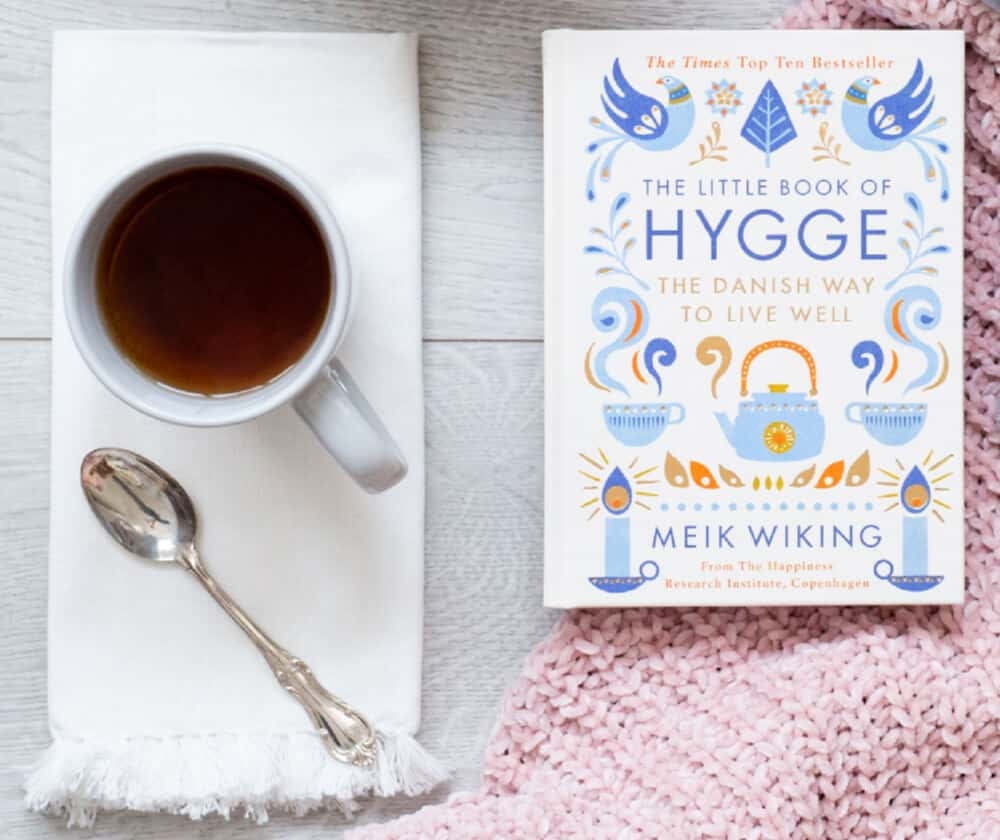 Gift Idea for Moms - The Little Book of Hygge