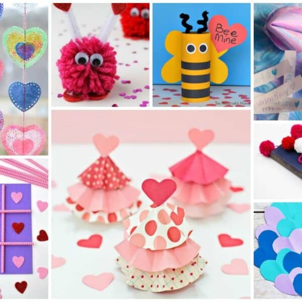 Valentine's Day Crafts For Kids – Super Cute and Easy Valentine Craft Ideas