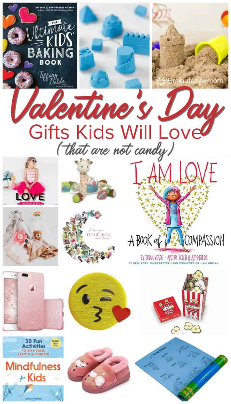 Valentines Day Gifts Kids Will Love That Are Not Candy