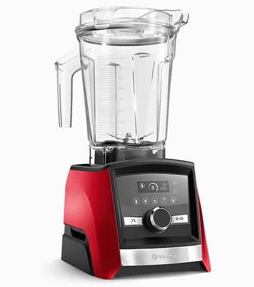 Valentines Day Gifts for Mom - Red Vitamix Blender