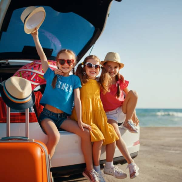 Family Road Trip Hacks – Top Tips For Surviving Long Car Rides With Kids