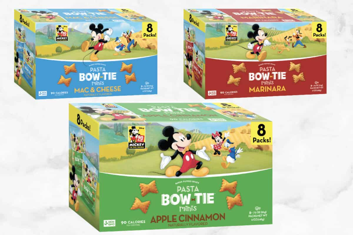 Bow Tie Minis in Boxes