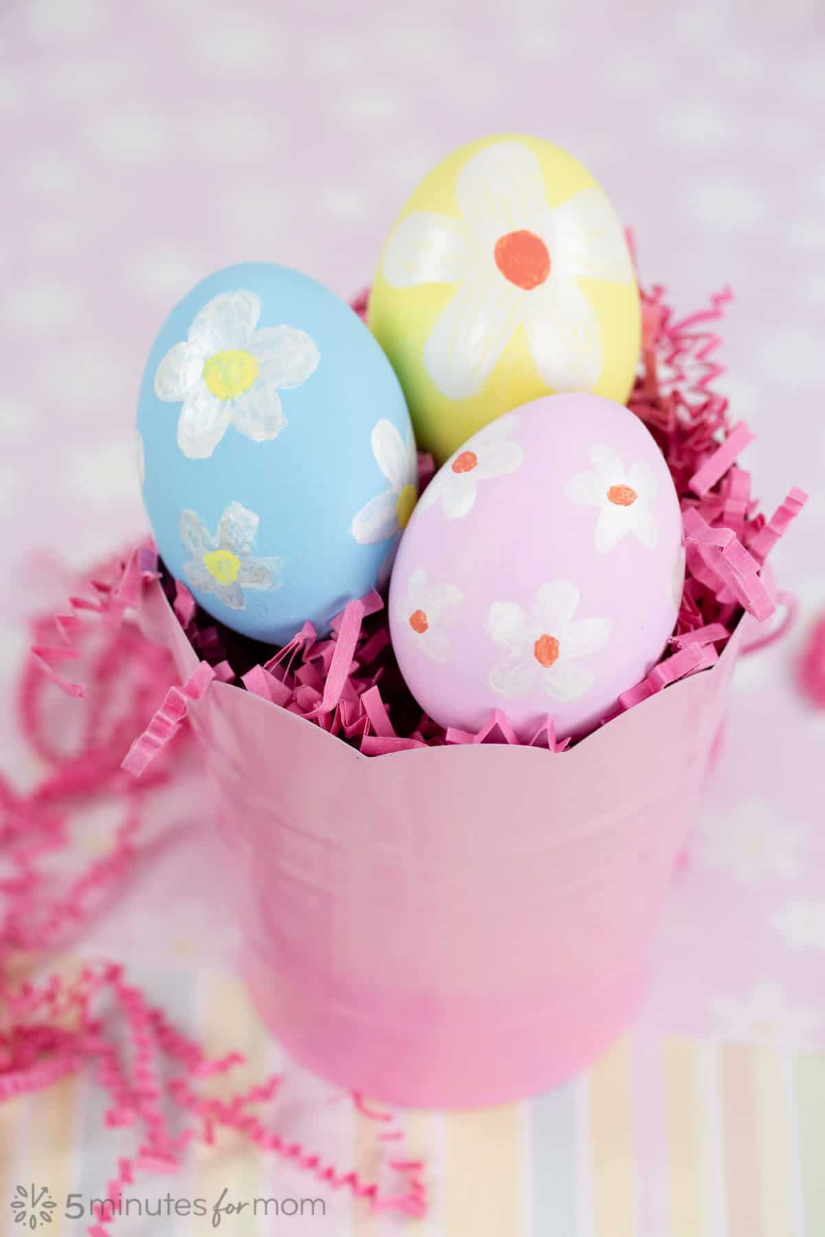 How to Decorate Easter Eggs 5342