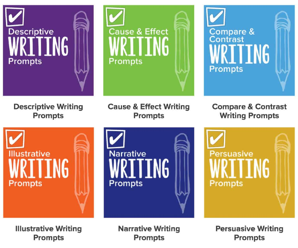 Sylvan Nation Writing Prompts - Free Printables
