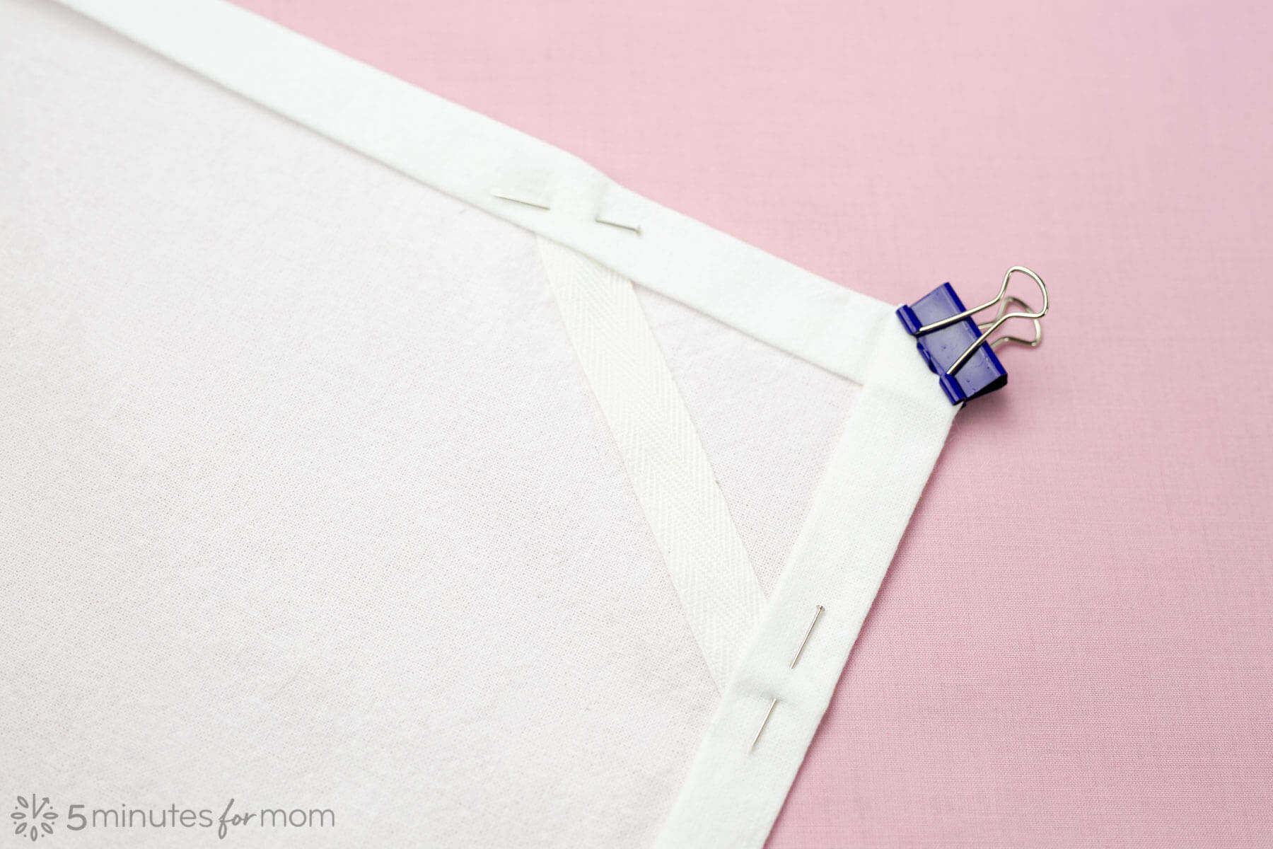 how to make a tea towel