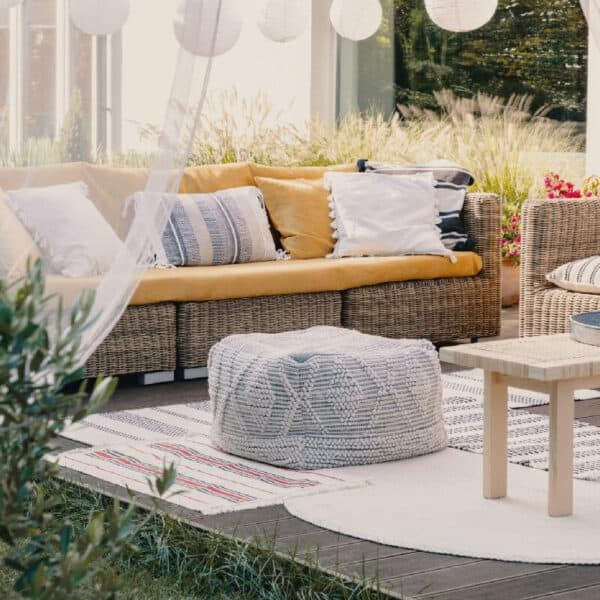 Outdoor Living Space Ideas That Won't Break Your Budget