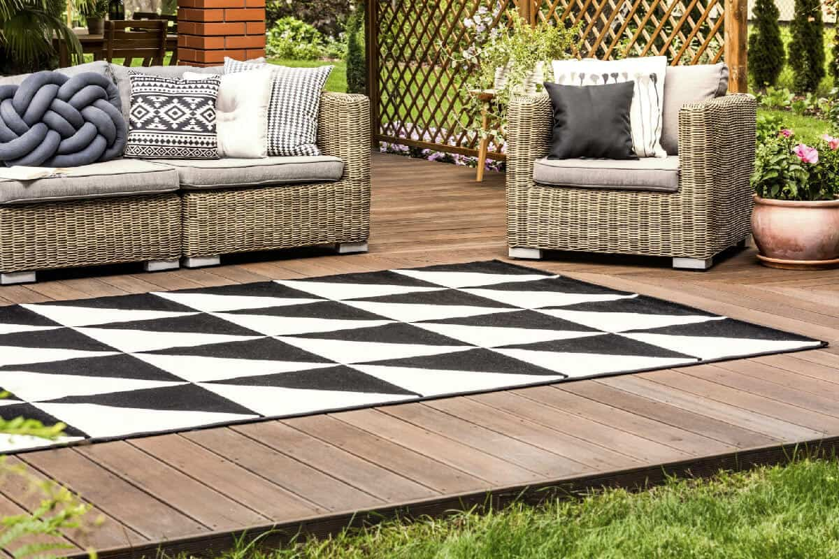 Outdoor Living Space Rug