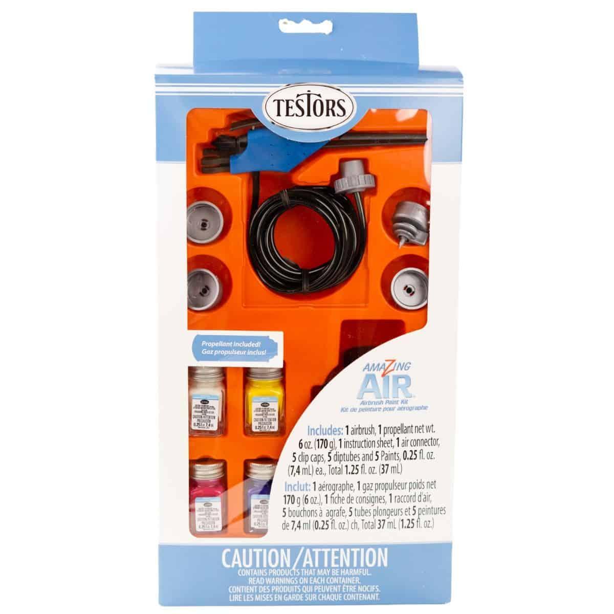 Testors Amazing Air Airbrush