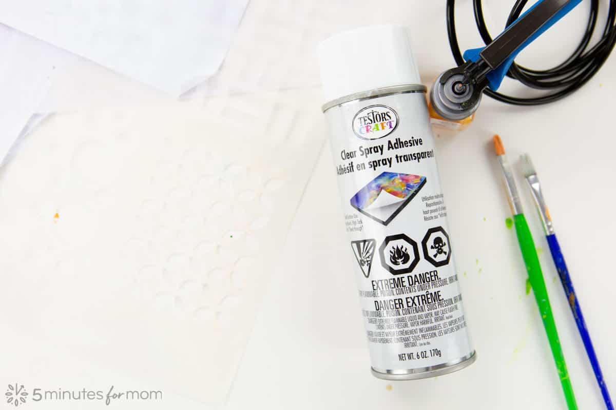 how to make DIY stencils