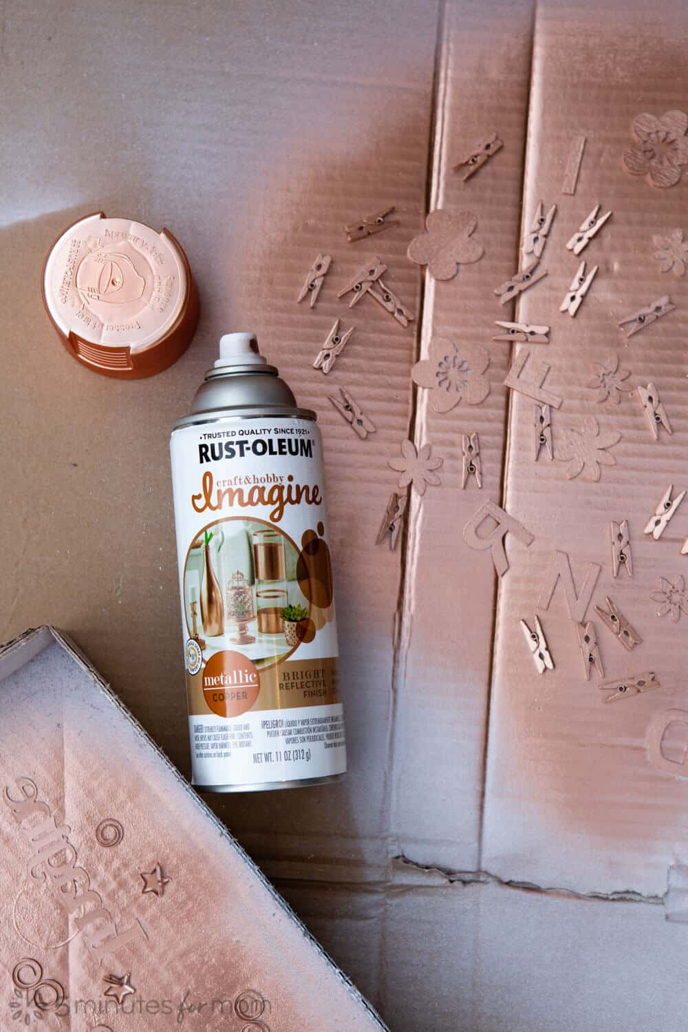 the best metallic spray paint