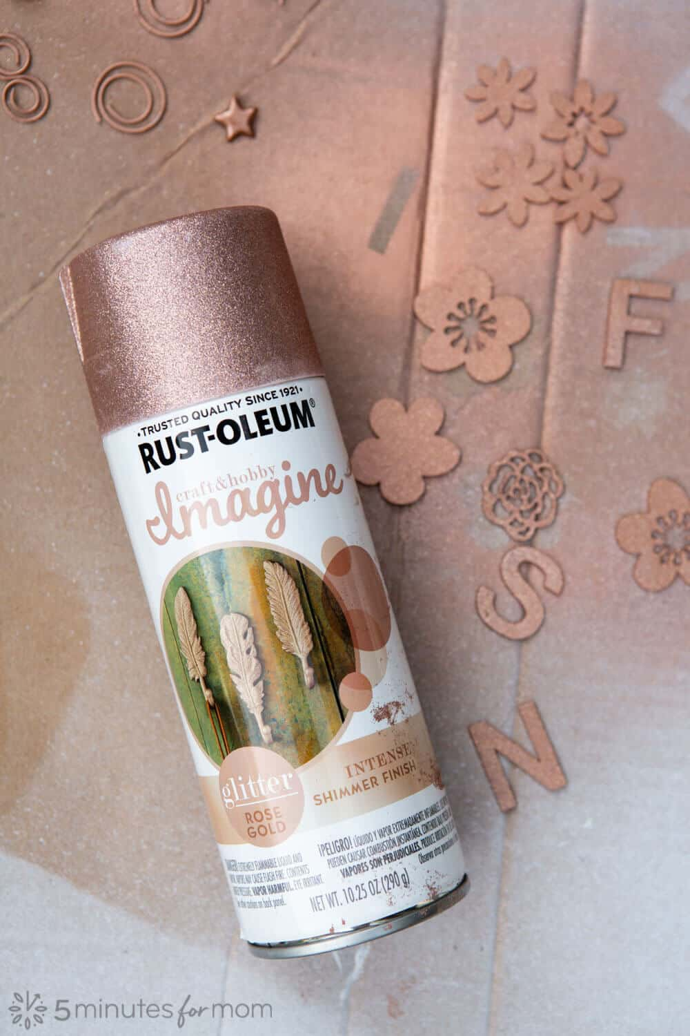 Rust-Oleum Glitter Spray Paint