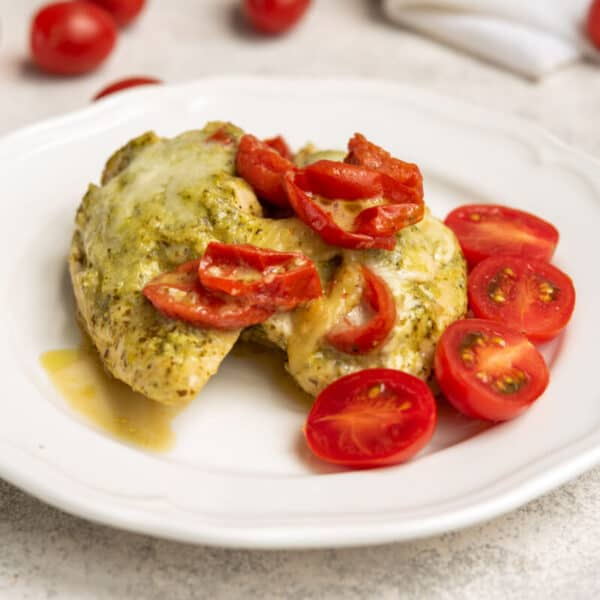 Instant Pot Pesto Chicken