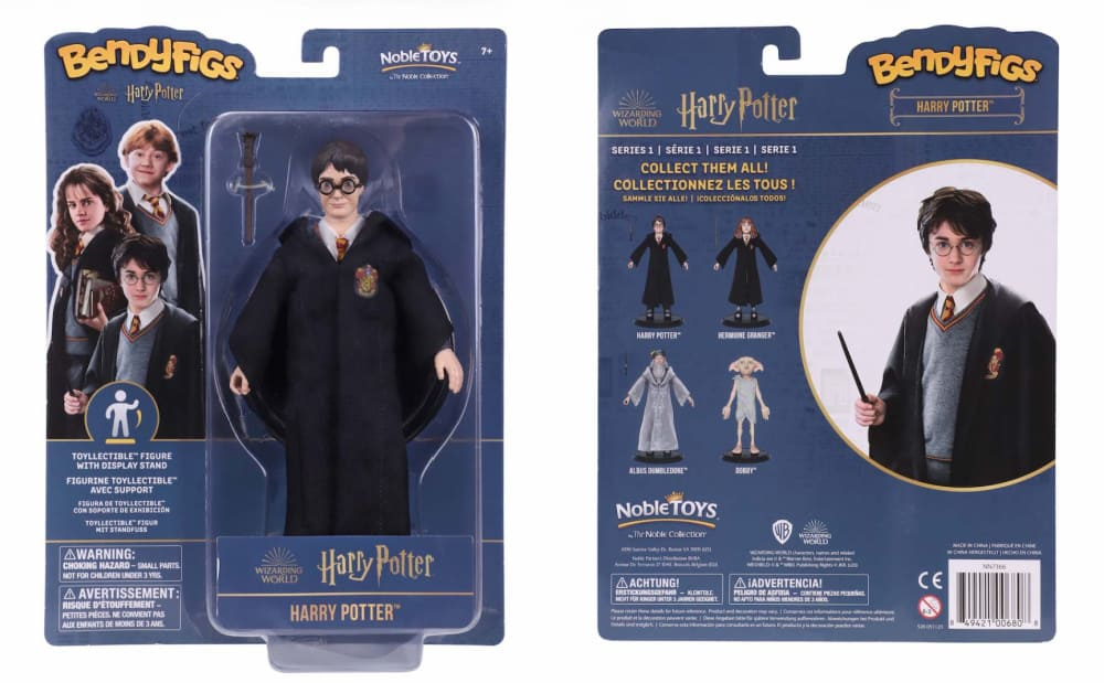 BendyFigs Harry Potter - Gift Idea for Kids