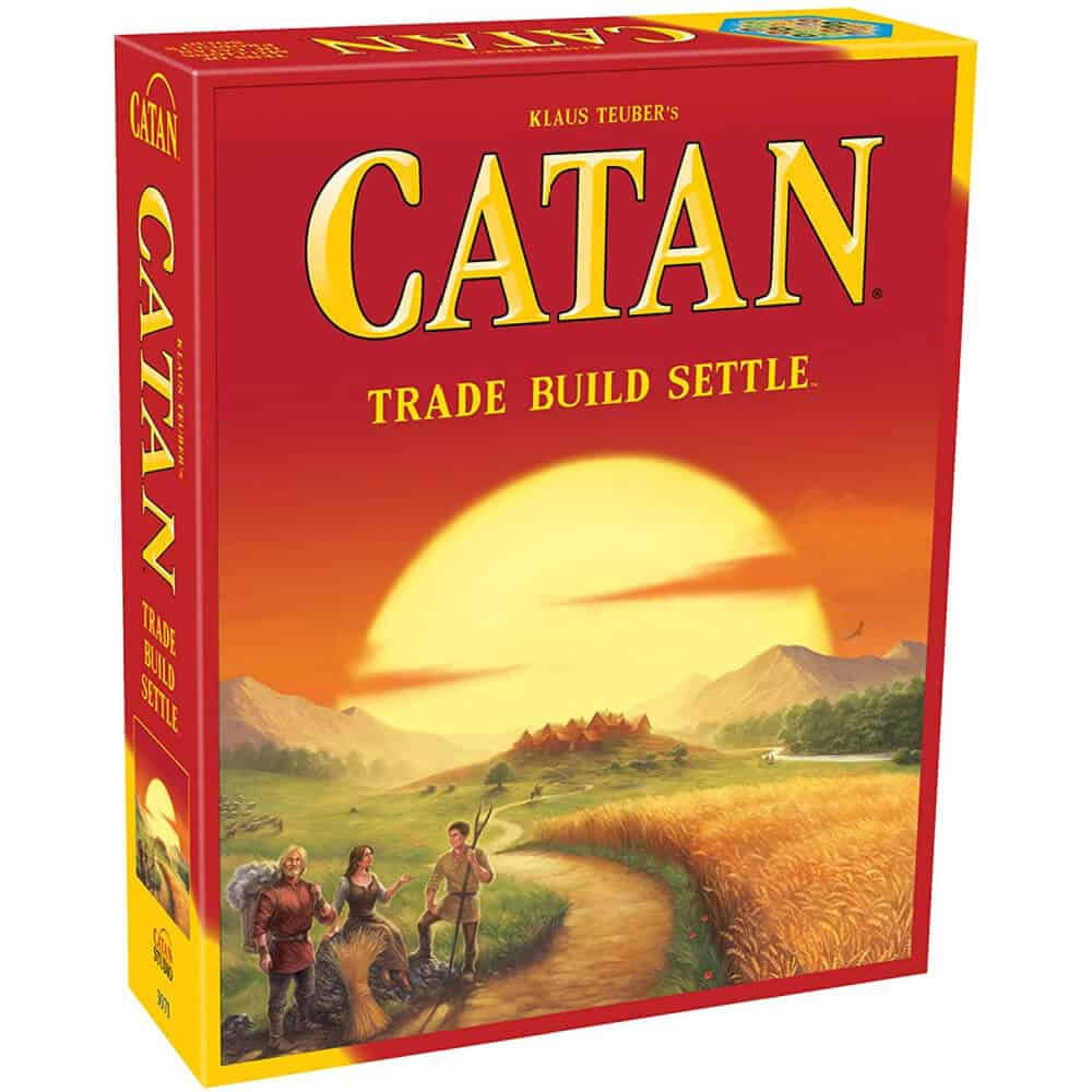 Catan Game - Gift Idea