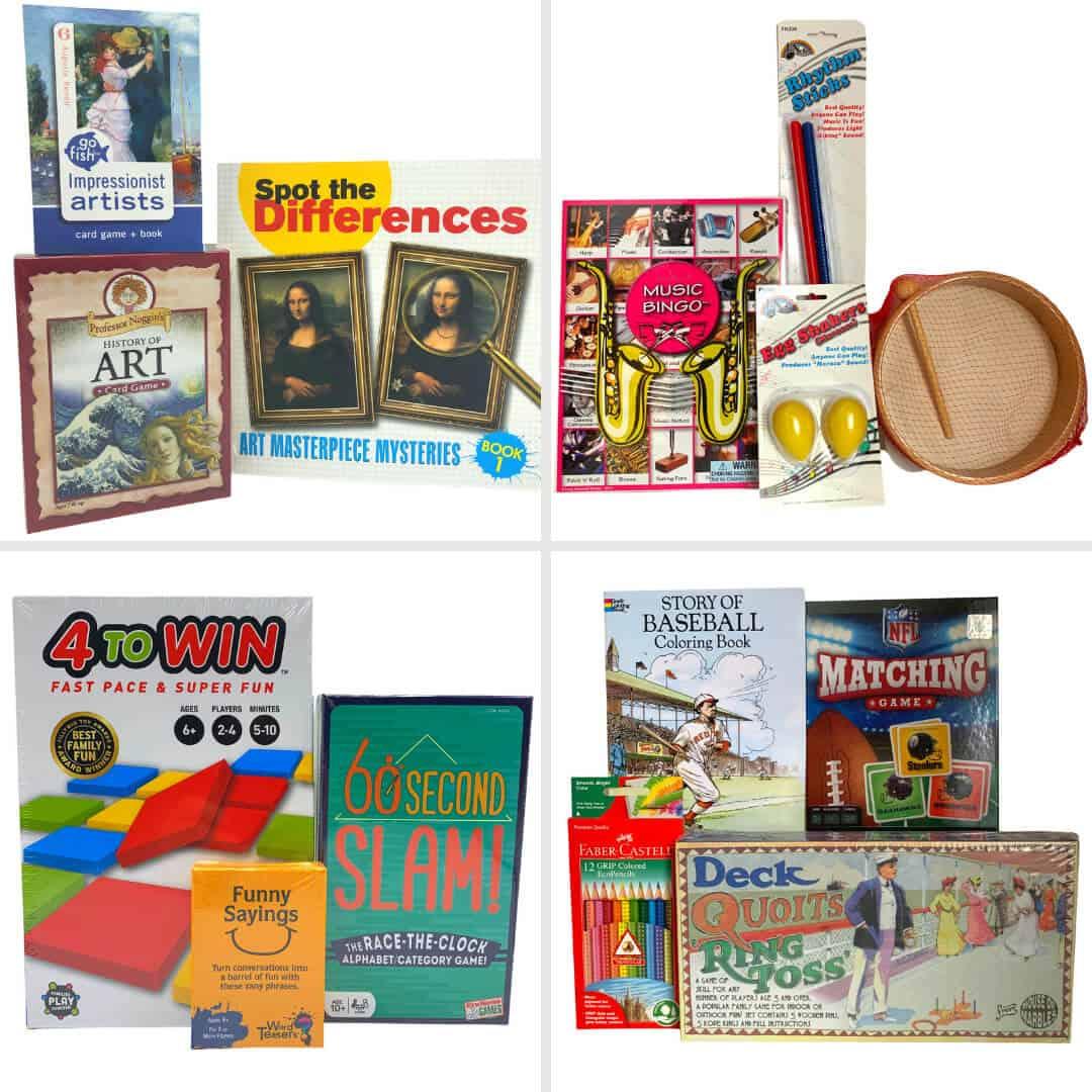 Dabblesack Activity Kits - Gift Ideas