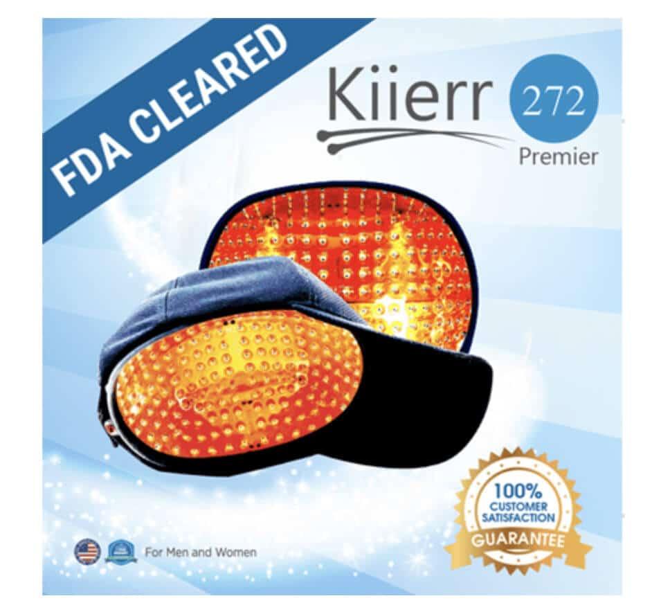 Kiierr - Laser Cap Hair System