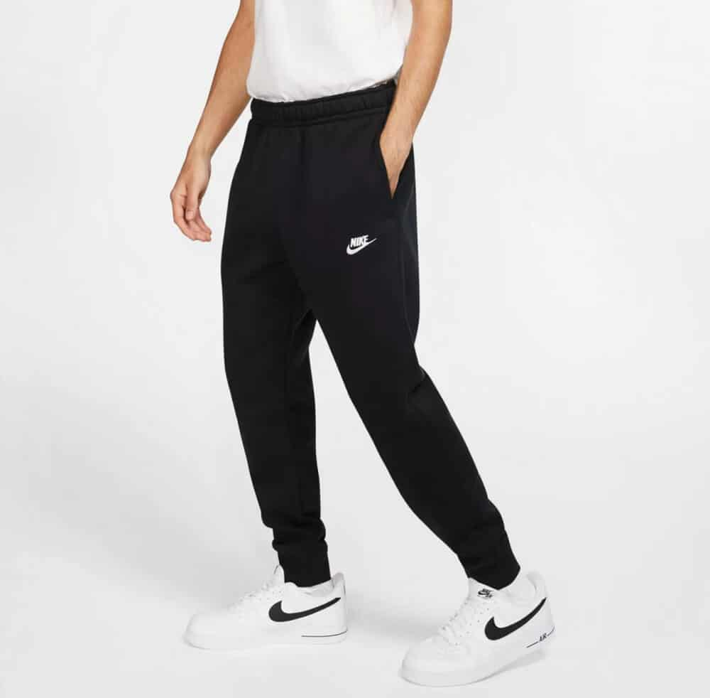 Mens Nike Sportswear Fleece Joggers