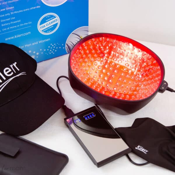 Kiierr Laser Cap Review – Unboxing and Testing a Low Level Laser Therapy (LLLT) Cap