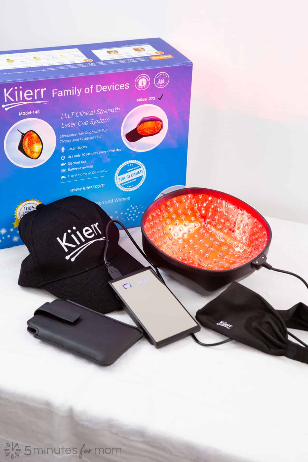 Kiierr Laser Cap Review