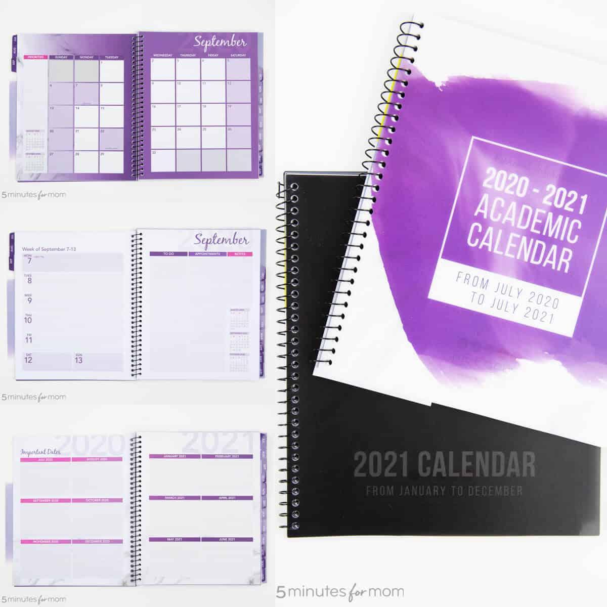 Re-Focus Calendars