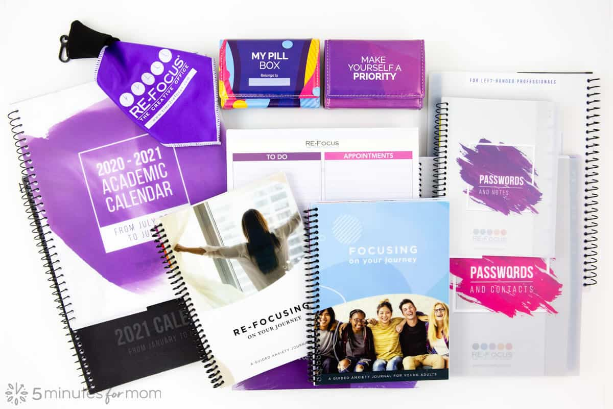 Re-Focus - The Creative Office - Products for People with ADHD