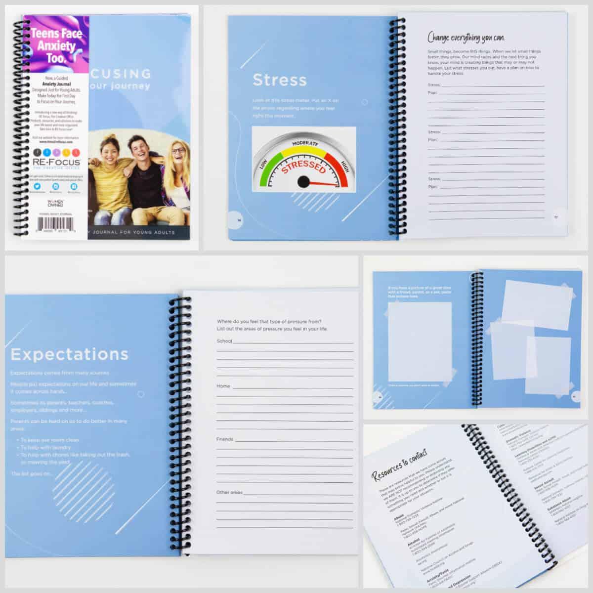 Re-Focusing Journal