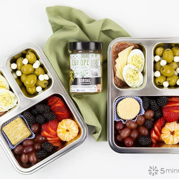 Breakfast Bento Box – Packed with Protein and Healthy Fats