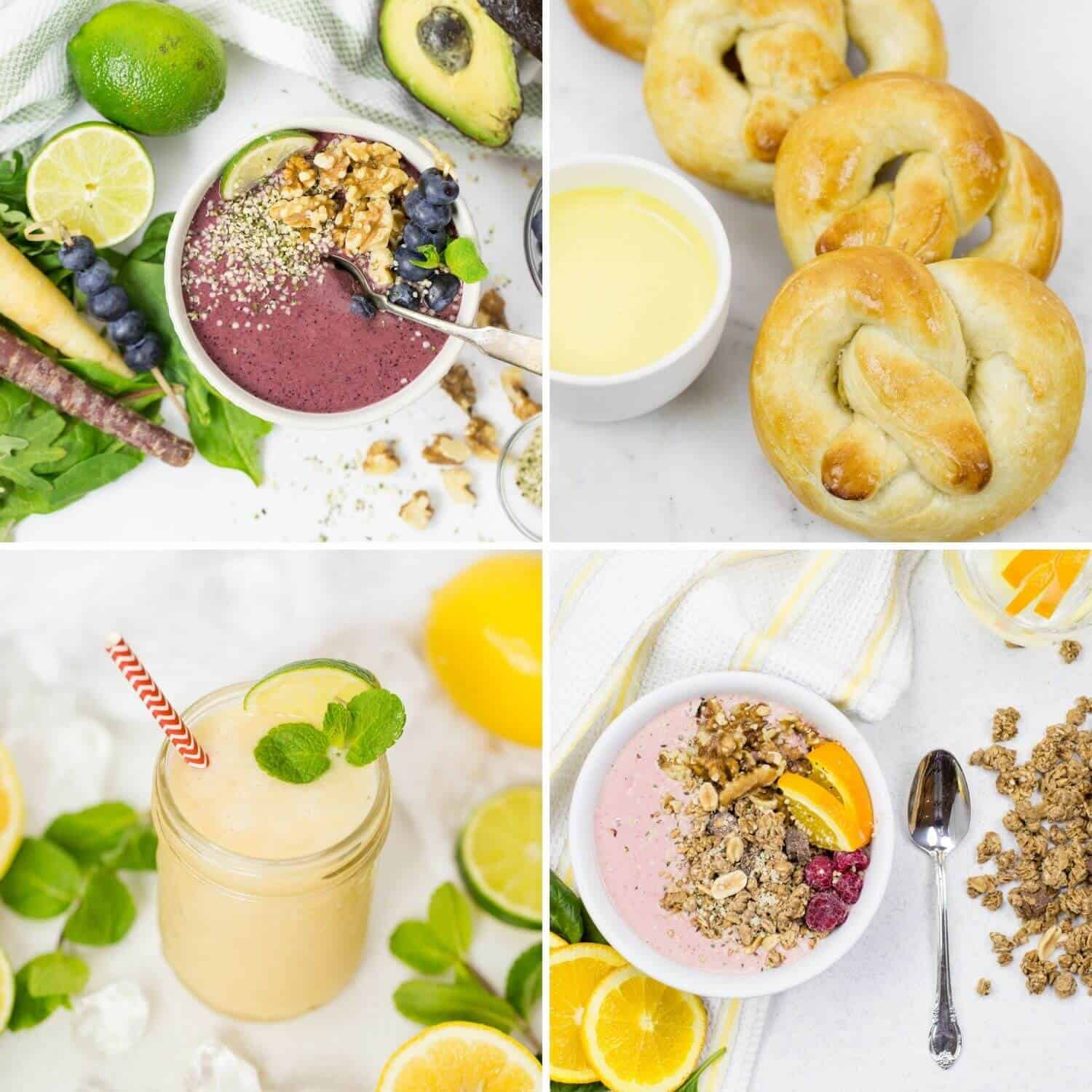 Mothers Day Breakfast In Bed Recipe Roundup